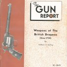 The Gun Report October 1972 Weapons Of The British Dragoon Anthony Darling