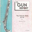 The Gun Report August 1972 The Pulaski Rifle C.S.A. Philip B. Ennis