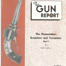 The Gun Report August 1973 The Peacemaker Evolution & Variations Part 1 Cochran