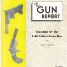 The Gun Report May 1973 Evolution Of The India Pattern Brown Bess Schmidt