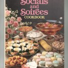 The Southern Heritage Socials And Soirees Cookbook 084870617x Hard Cover