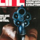 Life Magazine April 1982 Guns Are Out Of Control Back Issue