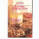 Crisco Cookie Collection Cookbook 1989