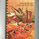 Regional Favorite Recipes From Our Best Cooks Cookbook United Methodist Church New York