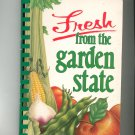 Regional Fresh From The Garden State Cookbook American Cancer Society New Jersey 0939114305