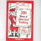 Regional 500 Years Of American Cooking Cookbook By Hier Realtors Ohio Number 11
