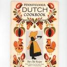 Pennsylvania Dutch Cookbook Culinary Arts Press 1964