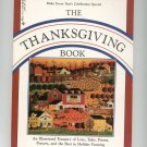 The Thanksgiving Book Cookbook Plus 0440585031