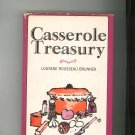Casserole Treasury Cookbook By Lousene Rousseau Brunner Vintage