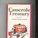 Casserole Treasury Cookbook By Lousene Rousseau Brunner Vintage
