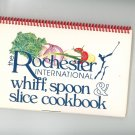 Rochester International Whiff Spoon Slice Cookbook Regional New York LPGA Ladies Golf