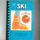Vintage I'd Rather Ski Than Cook Cookbook First Edition 1977