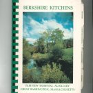 Regional Berkshire Kitchens Cookbook Fairview Hospital Auxiliary 1990