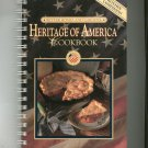 Better Homes And Gardens Heritage Of America Cookbook Kitchen Companion 0696020513