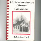 Regional Little Schoolhouse Library Cookbook New York