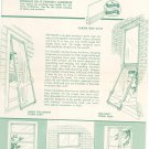 Vintage Reynolds Do It Yourself Aluminum How To Make Aluminum Storm Sash # 32 Brochure