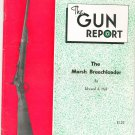The Gun Report December 1978 The Marsh Breechloader By Edward Hull