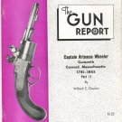 The Gun Report May 1978 Captain Artemas Wheeler Part II By Willard C. Cousins