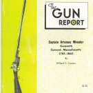 The Gun Report April 1978 Captain Artemas Wheeler By Willard C. Cousins