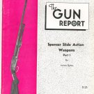 The Gun Report February 1978 Spencer Slide Action Part 1 By James Bales