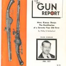 The Gun Report May 1977 More Kansas Sharps The Rectification By Phill Rutherford