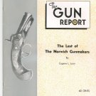 The Gun Report July 1974 Last Of Norwich Gunmakers By Eugene Lyon