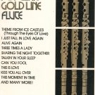 Vintage The Second Popular Gold Line Flute Music Book Columbia 1979