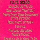 Vintage 50 Golden Flute Solos Music Book Columbia 1978