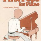 First Pops  For Piano By Jane Smisor Bastien 0849761549