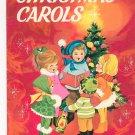 Vintage Christmas Carols Music Book Piano Chord Symbols For Organ & Guitar Whitman 2979