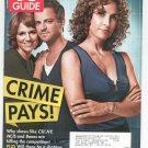 TV Guide Back Issue December 8-14 2008 CSI Hero Dies Balthazar Speaks