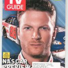 TV Guide Back Issue February 11-17 2008 Special Issue Nascar Preview