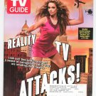 TV Guide Back Issue June 23-29 2008 Sara's Back CSI Call Girl Tells All Army Wives