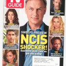 TV Guide Back Issue April 28-May 4 2008 David Cook NCIS Shocker Grey Lost House CSI