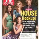 TV Guide Back Issue February 4-10 2008 Lost Jericho House Miley Idols Star Trek