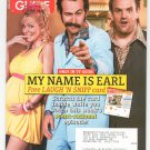 TV Guide Back Issue April 30 - May 6 2007 My Name Is Earl Dancing Stars Ugly Betty Cold Case