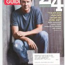 TV Guide Back Issue January 15-21 2007 Exclusive 24