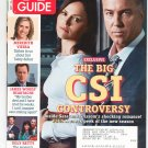 TV Guide Back Issue September 25 - October 1 2006 CSI Ugly Betty Virira James Wood