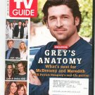 TV Guide Back Issue September 18-24 2006 Grey's Anatomy House Law & Order Plus