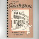 Vintage Doin The Charleston Guide And Cookbook Molly Heady Sillers 1976