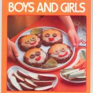 Betty Crocker's Cookbook For Boys And Girls 030709443x