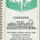 Dining Car III Cookbook Regional New York Central Mutual Fire Insurance Company