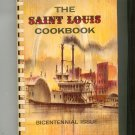 The Saint Louis Cookbook Bicentennial Issue Regional Vintage