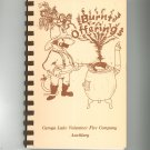 Burnt Offerings Cookbook Regional Caroga Fire Company Auxiliary New York