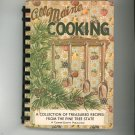 All Maine Cooking Cookbook Regional Treasured Recipes Courier Gazette Vintage