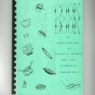 Cookbook By Ladies Auxiliary Post 2893 Veterans Foreign War New York Vintage 1973