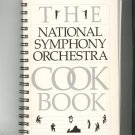 The National Symphony Orchestra Cookbook 0961367202 1984