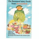The Thousand Story Book From Realemon Guide / Pamphlet