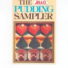 The Jell-O Pudding Sampler Cookbook Vintage 1976 Jell O JellO