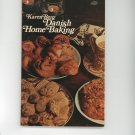 Danish Home Baking Cookbook By Karen Berg 0486228630